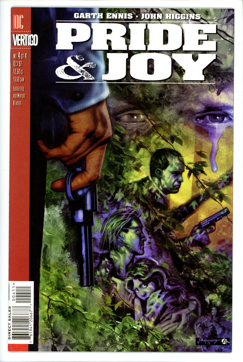 Pride & Joy 4-DC-CaptCan Comics Inc