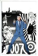 James Bond Agent of Spectre 3 Lopresti Variant