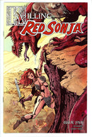 Killing Red Sonja 5 Castro Variant-Dynamite-CaptCan Comics Inc