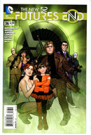 New 52 Futures End 36