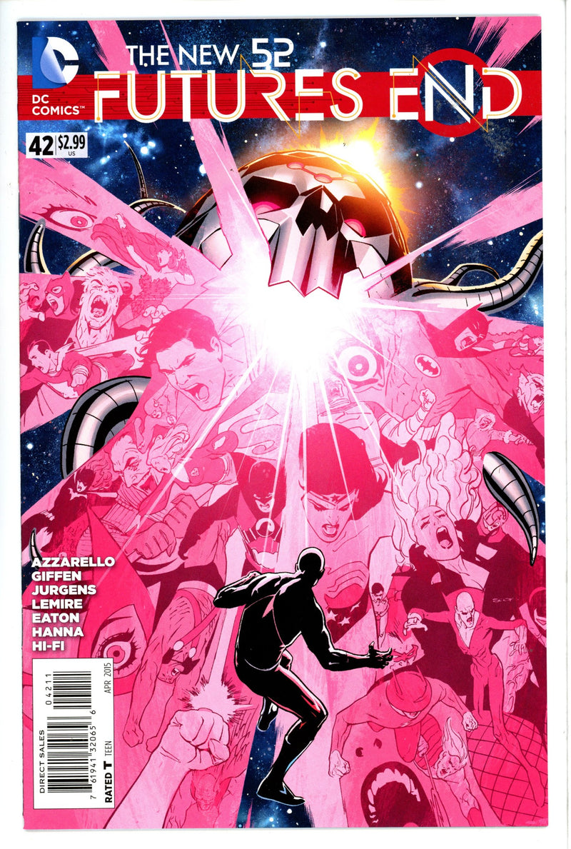 New 52 Futures End 42