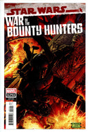 Star Wars Bounty Hunters Alpha 1 McNiven Variant NM+
