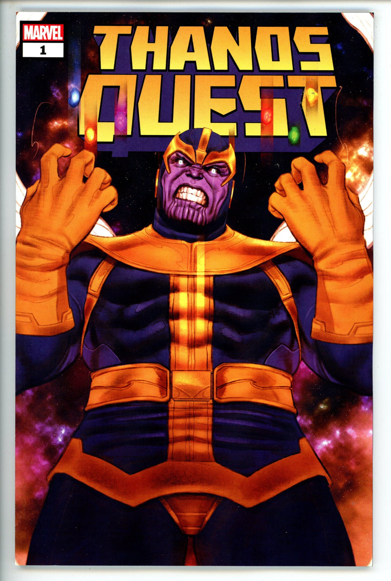 Thanos Quest Marvel Tales 1