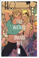 Wicked + Divine 8 Variant