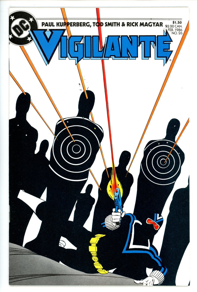 The Vigilante Vol 1 26