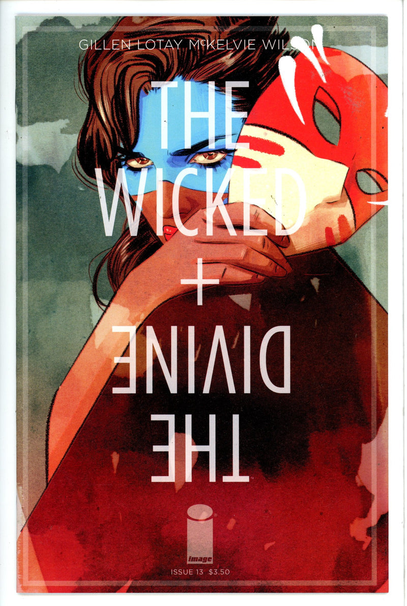 Wicked + Divine 13 Variant