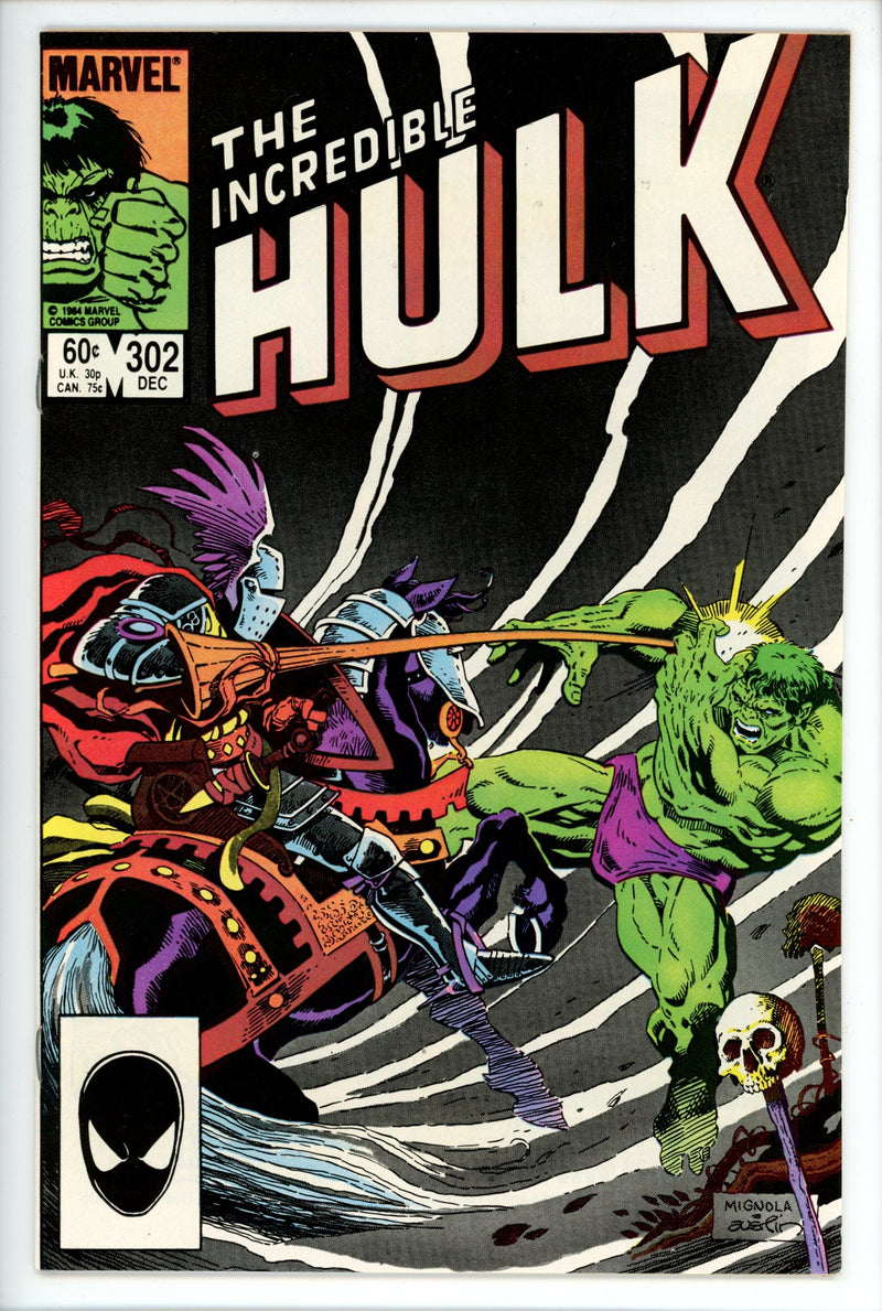 The Incredible Hulk Vol 1 302-Marvel-CaptCan Comics Inc