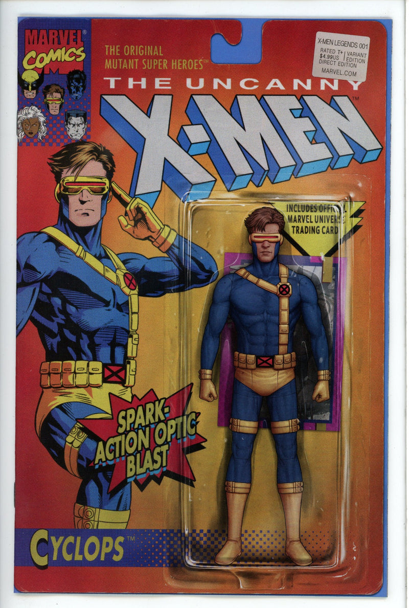 X-Men Legends 1 Christopher Variant-Marvel-CaptCan Comics Inc