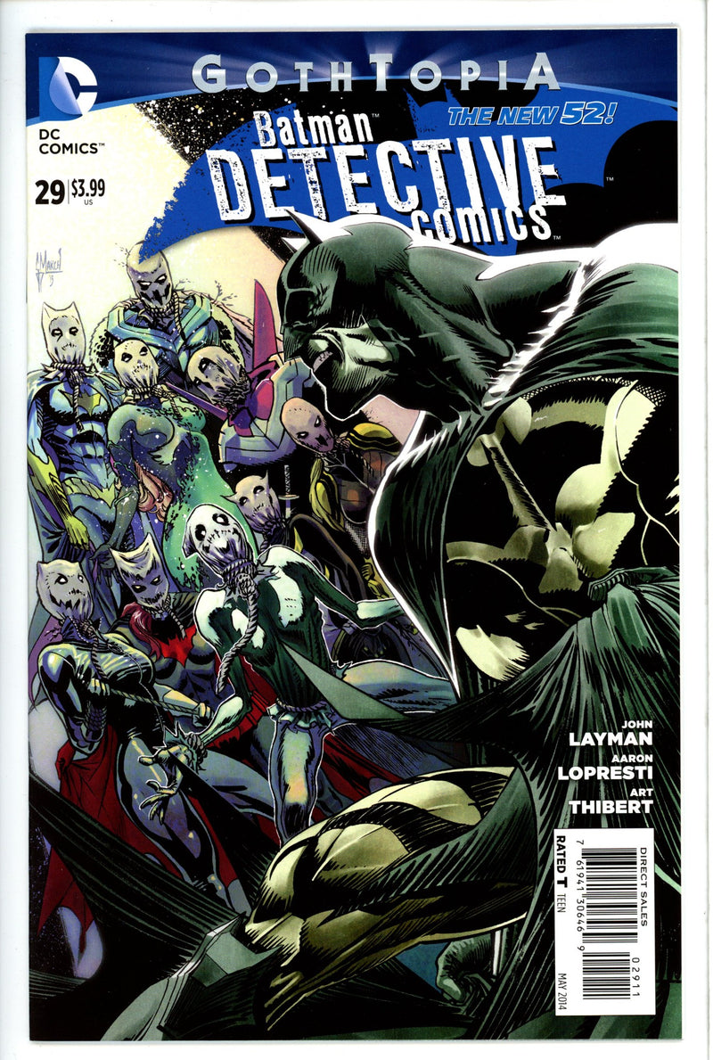 Detective Comics Vol 2 29-DC-CaptCan Comics Inc
