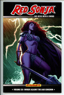 Red Sonja Vol 12 Swords Against the Jade Kingdom