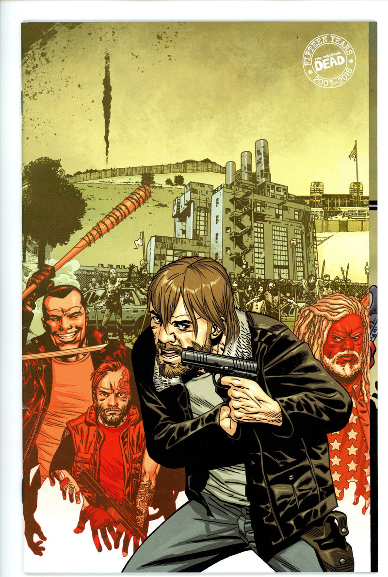Walking Dead 181 Variant