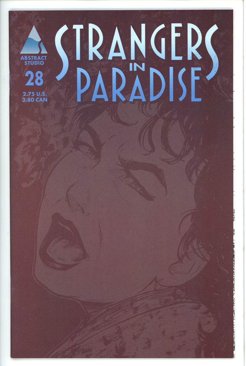 Strangers in Paradise Vol 3 28
