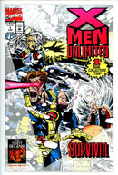 X-Men Unlimited Vol 1 1