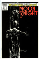 Moon Knight Vol 1 25  NM