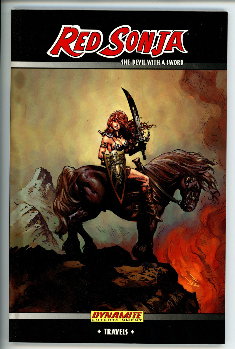 Red Sonja Vol 1 Travels