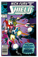 Nick Fury Agent of Shield Vol 4 2 Newsstand