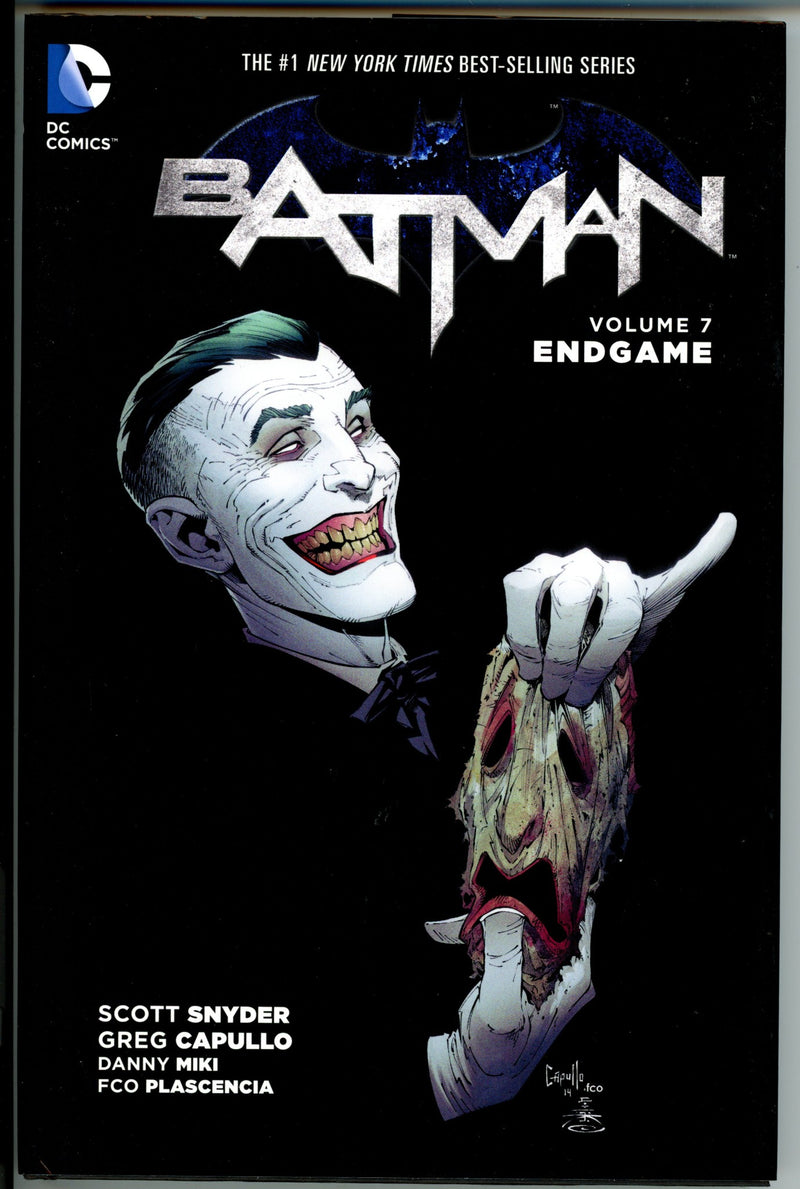 Batman Vol 7 Endgame