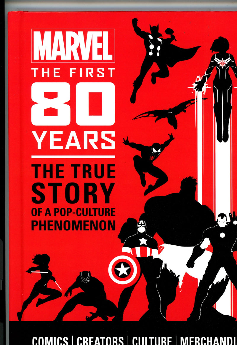 Marvel First 80 Years