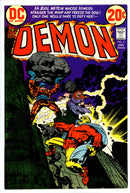 Demon Vol 1 4 VF-DC-CaptCan Comics Inc