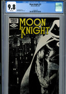 Moon Knight Vol 1 23  CGC 9.8