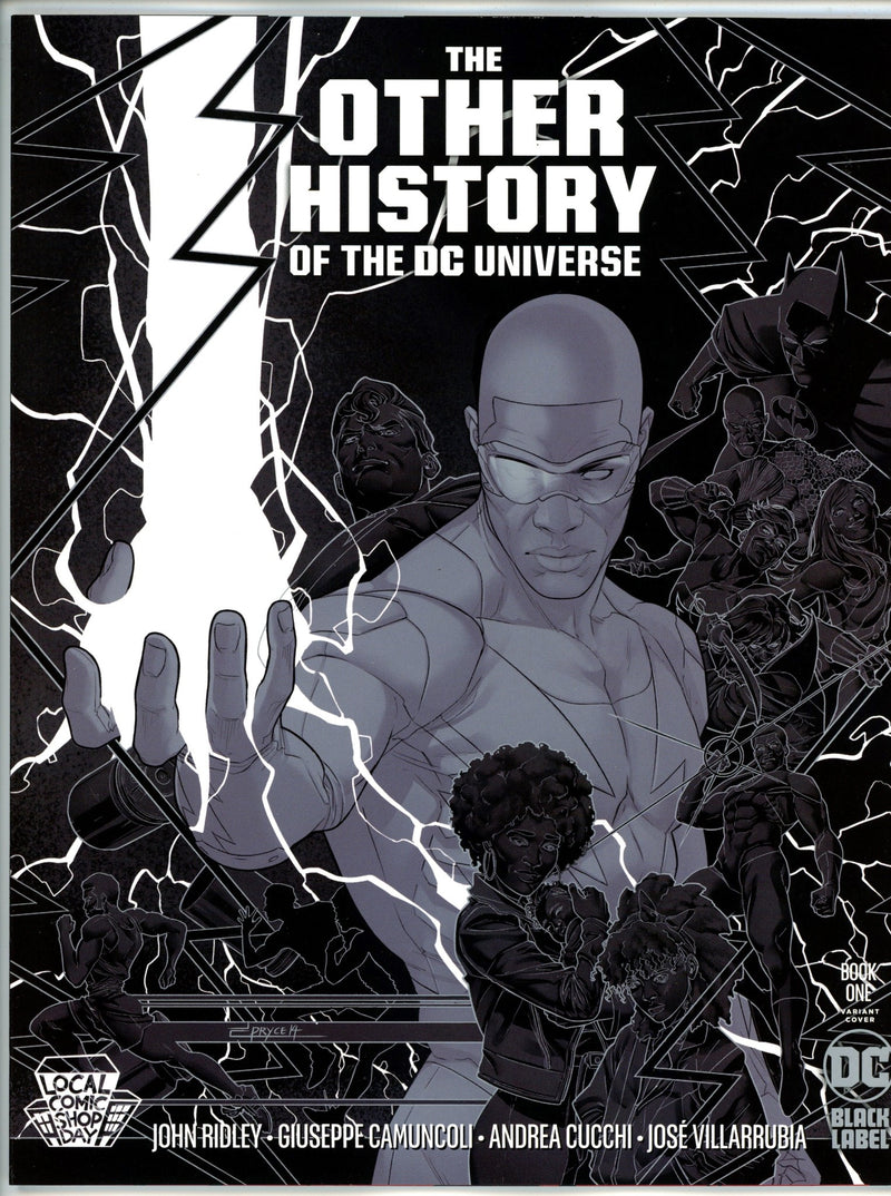 Other History of the DC Universe 1 Variant
