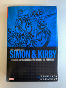 Timelys Greatest Golden Age Simon & Kirby Omnibus