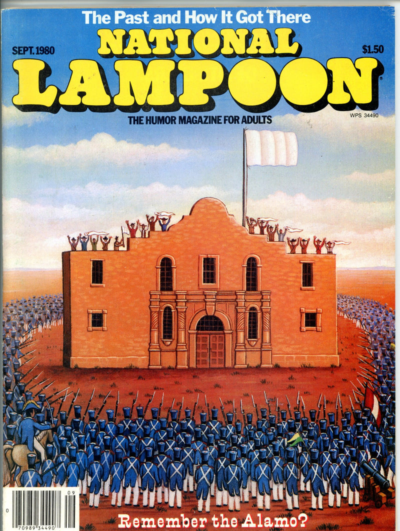 National Lampoon Sept 1980
