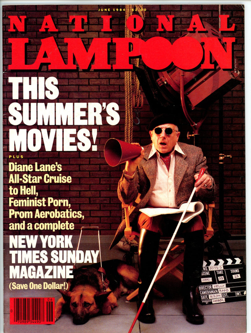 National Lampoon June 1984