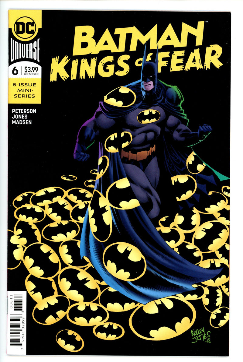 Batman Kings of Fear 6
