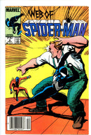 Web of Spider-Man Vol 1 9 Newsstand