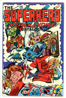 Superhero Merchandise Catalog