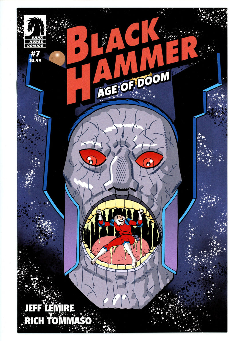 Black Hammer Age of Doom 7