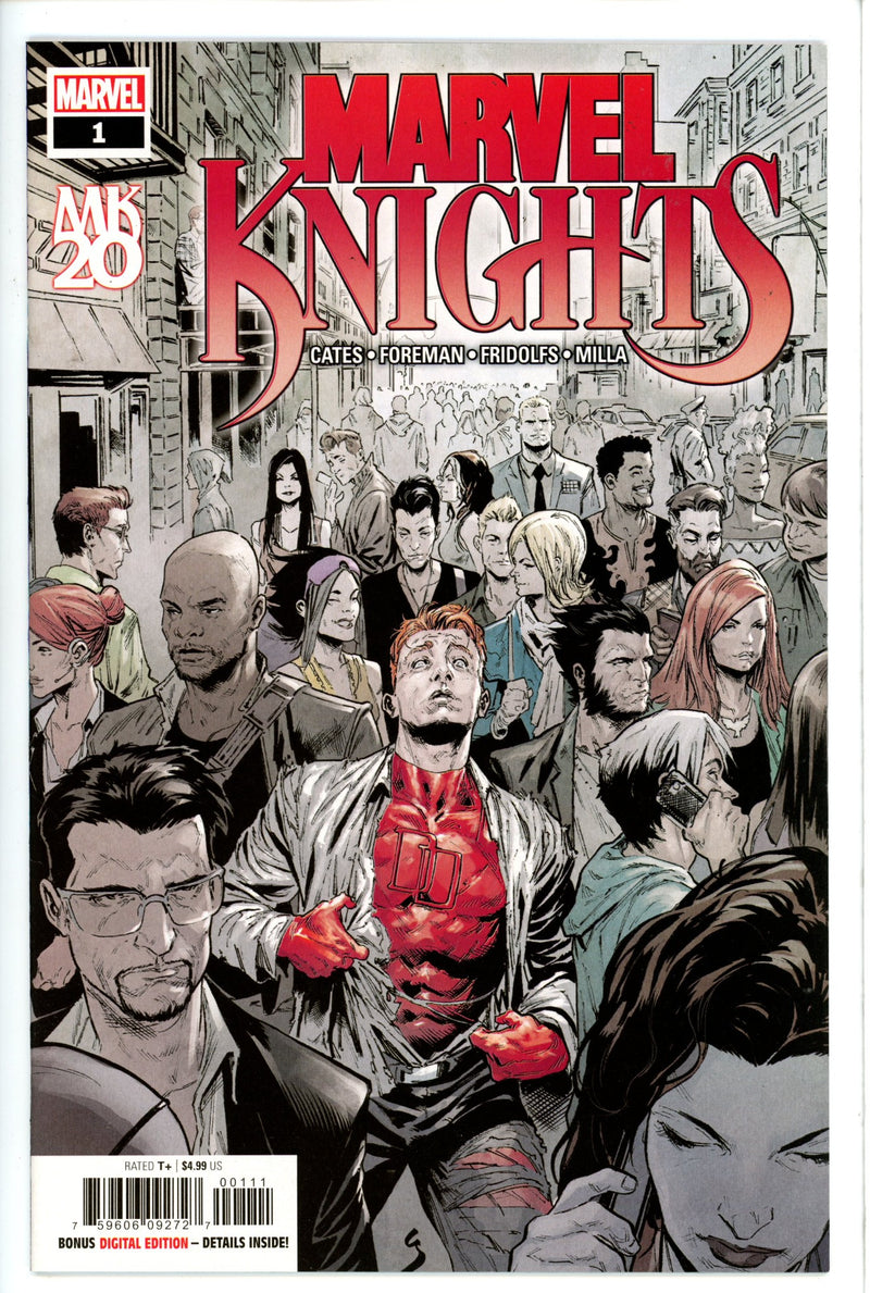 Marvel Knights Vol 3 1