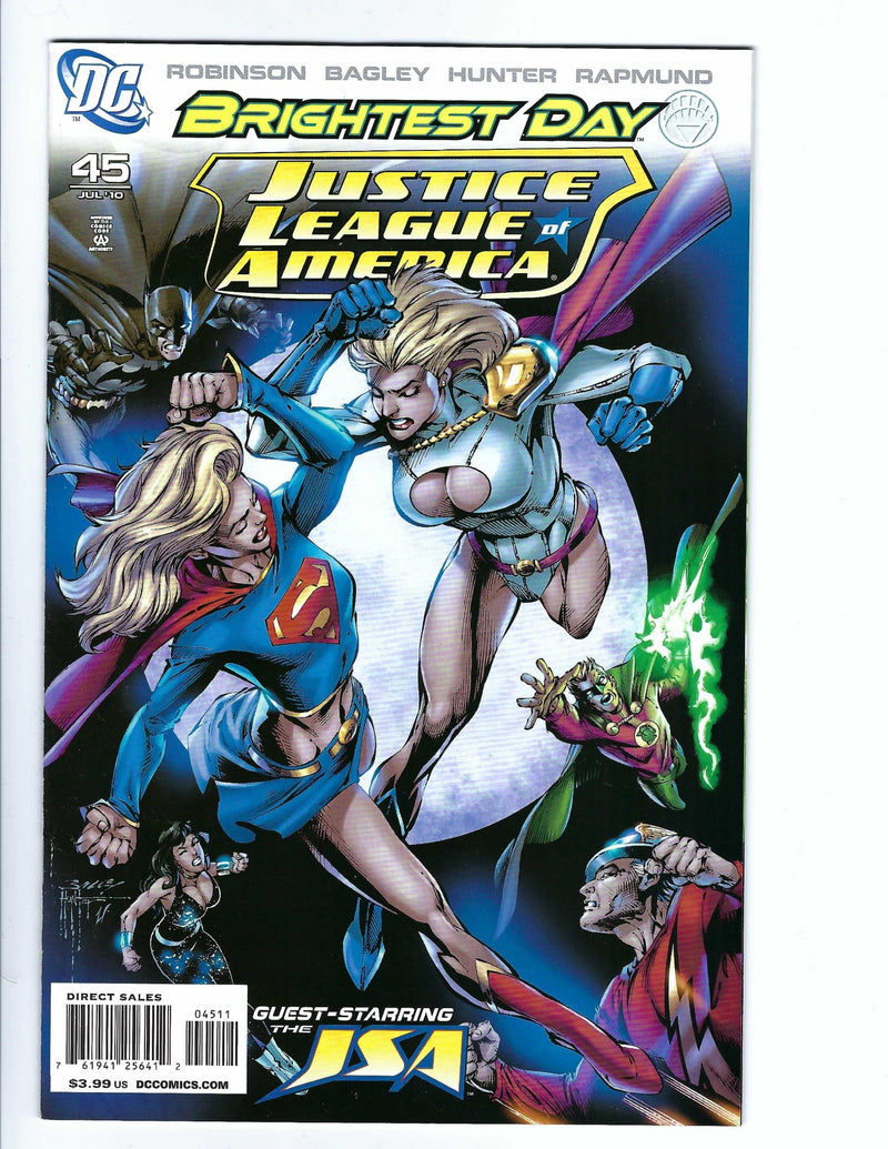 Justice League of America Vol 2 45