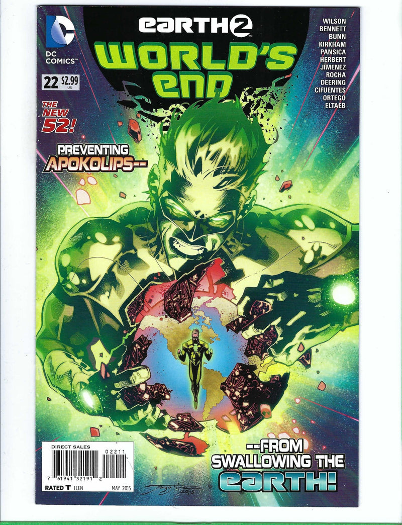 Earth 2 Worlds End 22