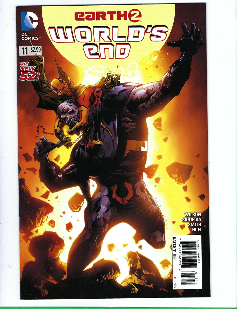 Earth 2 Worlds End 11