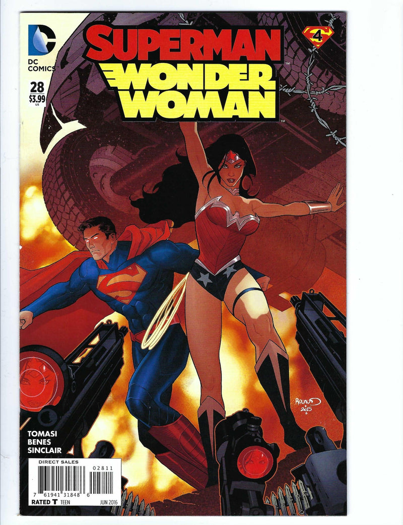 Superman / Wonder Woman 28