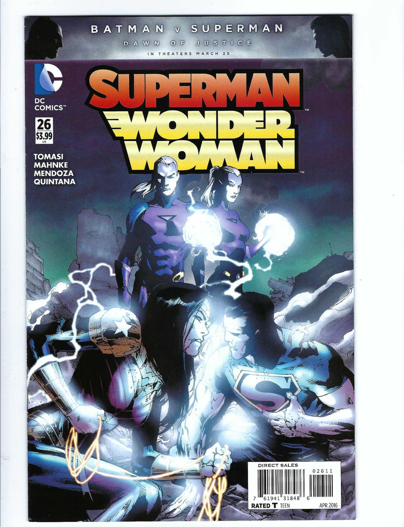 Superman / Wonder Woman 26
