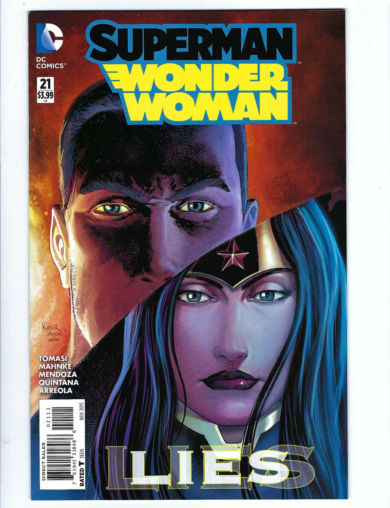 Superman / Wonder Woman 21