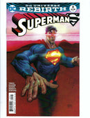 Superman Vol 4 8 Variant