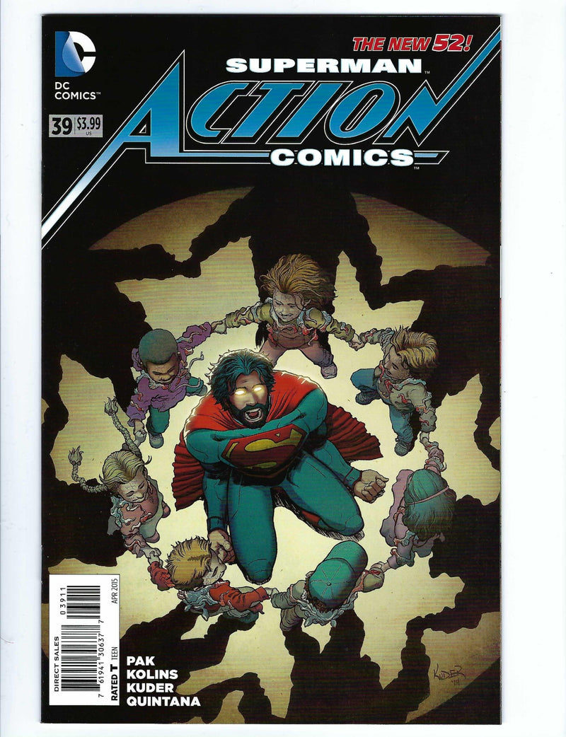 Action Comics Vol 2 39