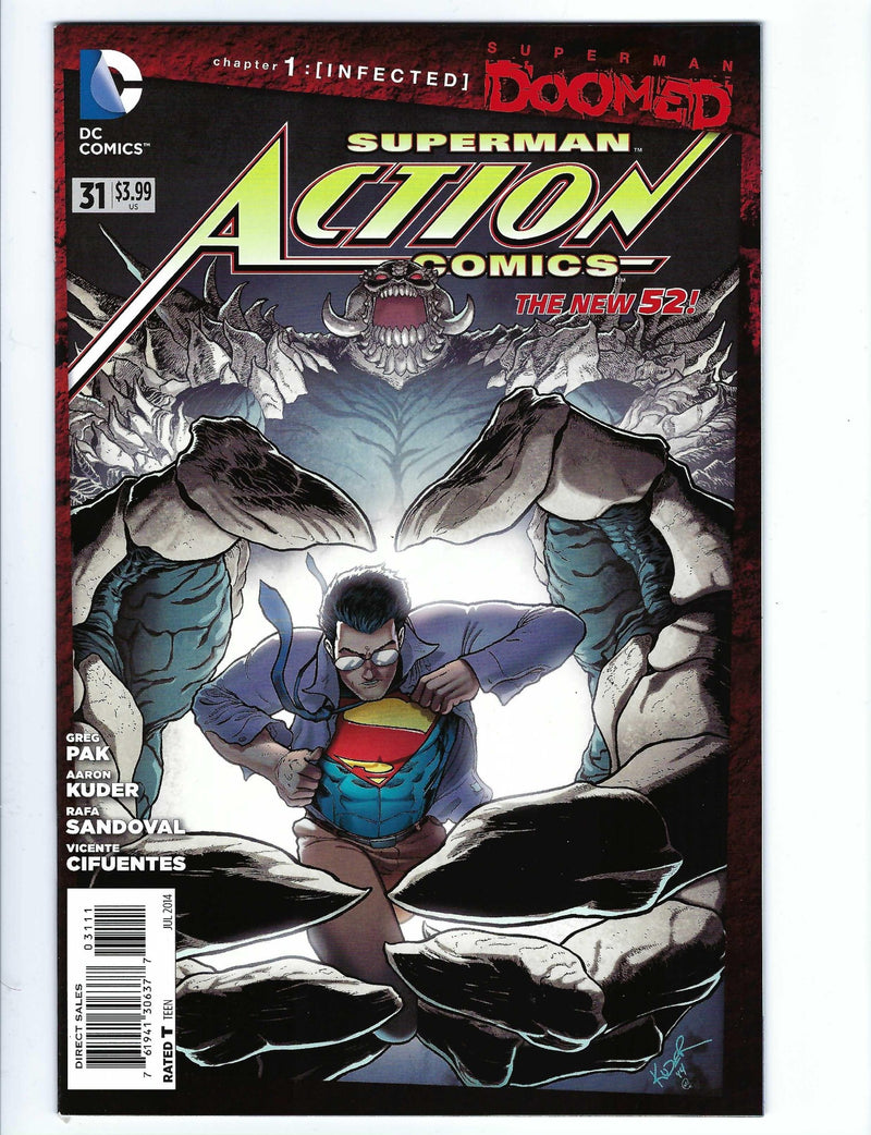 Action Comics Vol 2 31