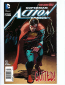 Action Comics Vol 2 29 Variant
