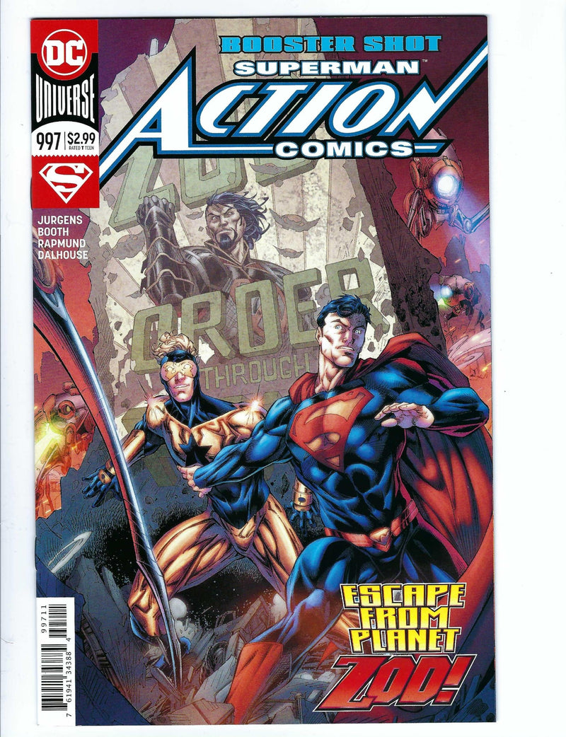 Action Comics Vol 3 997