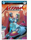 Action Comics Vol 3 988 Variant