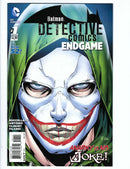 Detective Comics New 52 Endgame 1