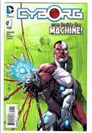Cyborg Vol 1 1-DC-CaptCan Comics Inc
