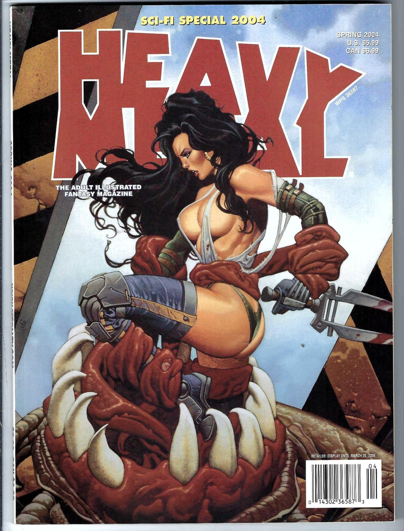 Heavy Metal Spring 2004