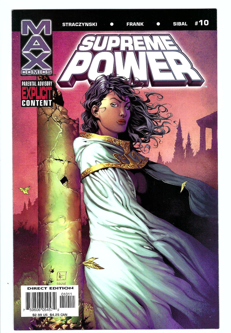Supreme Power Vol 1 10