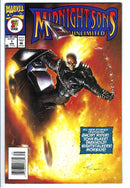 Midnight Sons Unlimited 1 Newstand